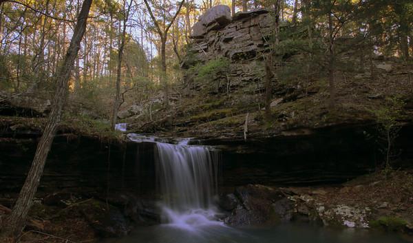 Waterfalls Arkansas